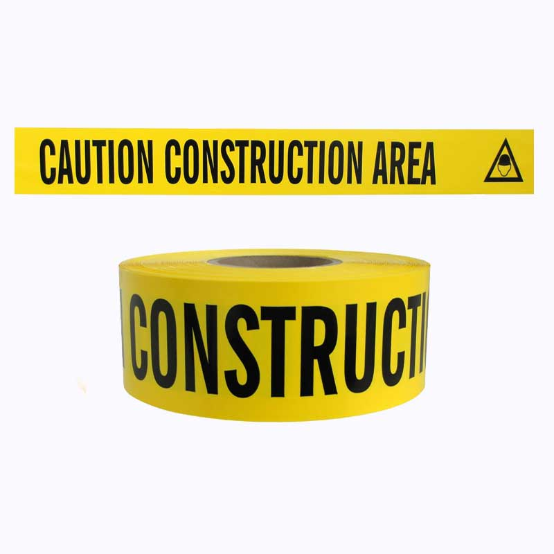 Construction Safety Tape